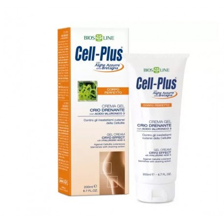 Cell-Plus® Crema Gel Crio Drenante