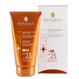 Crema Solare SPF 25