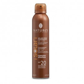 Solare Spray Trasparente SPF 20